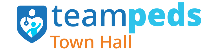 TeamPeds Town hall logo